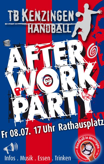 After Work Party 16