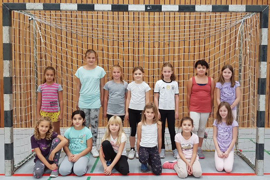 Girls ans Boys Day Grundschule